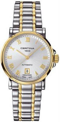 <![CDATA[CERTINA C017.207.22.033.00 DS Caimano Lady Automatic]]> - náhled