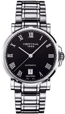 <![CDATA[CERTINA C017.407.11.053.00 DS Caimano Gent Automatic]]> - náhled