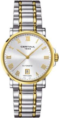 <![CDATA[CERTINA C017.407.22.027.00 DS Caimano Gent Automatic]]> - náhled