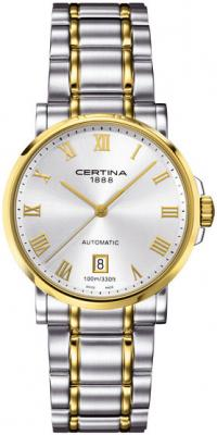 <![CDATA[CERTINA C017.407.22.033.00 DS Caimano Gent Automatic]]> - náhled