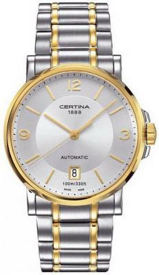 <![CDATA[CERTINA C017.407.22.037.00 DS Caimano Gent Automatic]]> - náhled