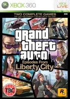 <![CDATA[Grand Theft Auto IV: Episodes from Liberty City (XBOX 360)]]> - náhled