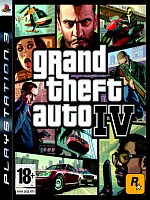 <![CDATA[Grand Theft Auto IV (PS3)]]> - náhled