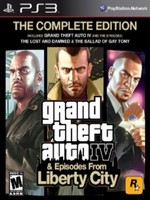 <![CDATA[Grand Theft Auto IV: The Complete Edition (PS3)]]> - náhled