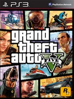 <![CDATA[Grand Theft Auto V (PS3)]]> - náhled