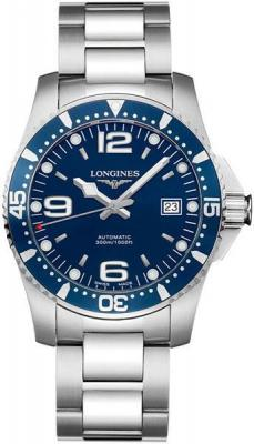 <![CDATA[LONGINES L3.641.4.96.6 HydroConquest Automatic]]> - náhled