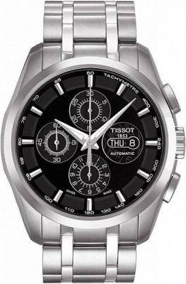 <![CDATA[TISSOT T035.614.11.051.00 COUTURIER Chrono Automatic]]> - náhled