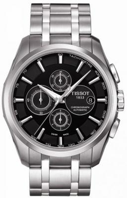 <![CDATA[TISSOT T035.627.11.051.00 COUTURIER Chrono Automatic]]> - náhled