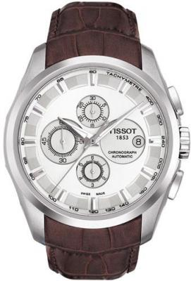 <![CDATA[TISSOT T035.627.16.031.00 COUTURIER Chrono Automatic]]> - náhled