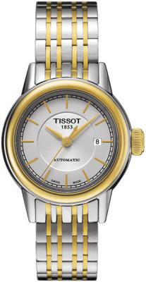 <![CDATA[TISSOT T085.207.22.011.00 CARSON Automatic Lady]]> - náhled