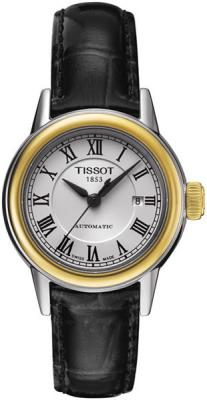 <![CDATA[TISSOT T085.207.26.013.00 CARSON Automatic Lady]]> - náhled