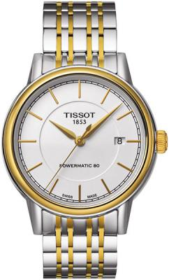 <![CDATA[TISSOT T085.407.22.011.00 CARSON Automatic]]> - náhled
