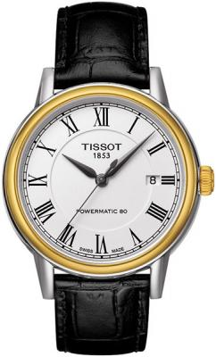 <![CDATA[TISSOT T085.407.26.013.00 CARSON Automatic]]> - náhled
