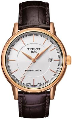 <![CDATA[TISSOT T085.407.36.011.00 CARSON Automatic]]> - náhled