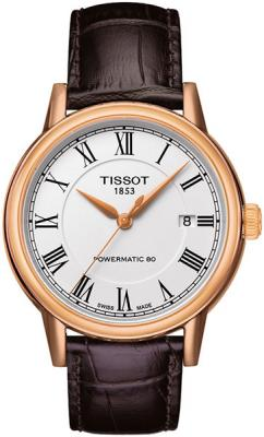 <![CDATA[TISSOT T085.407.36.013.00 CARSON Automatic]]> - náhled