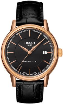 <![CDATA[TISSOT T085.407.36.061.00 CARSON Automatic]]> - náhled
