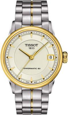 <![CDATA[TISSOT T086.207.22.261.00 LUXURY Automatic]]> - náhled