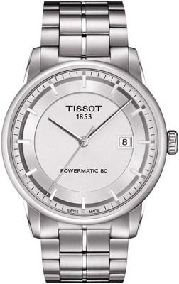 <![CDATA[TISSOT T086.407.11.031.00 LUXURY Automatic]]> - náhled