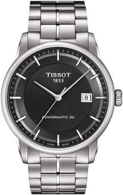 <![CDATA[TISSOT T086.407.11.061.00 LUXURY Automatic]]> - náhled