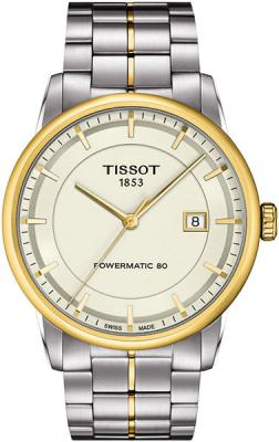 <![CDATA[TISSOT T086.407.22.261.00 LUXURY Automatic]]> - náhled