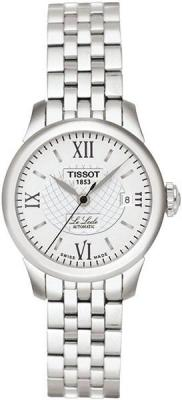 <![CDATA[TISSOT T41.1.183.33 LE LOCLE AUTOMATIC LADY]]> - náhled