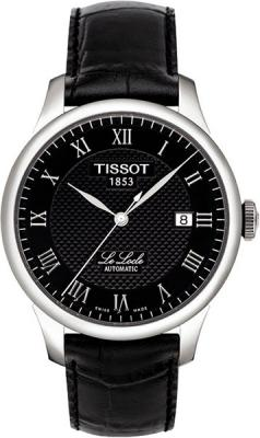 <![CDATA[TISSOT T41.1.423.53 LE LOCLE AUTOMATIC GENT]]> - náhled