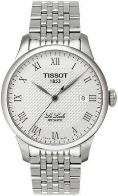 <![CDATA[TISSOT T41.1.483.33 LE LOCLE AUTOMATIC GENT]]> - náhled