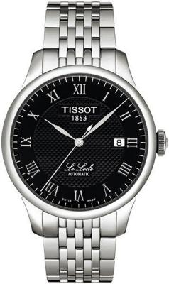 <![CDATA[TISSOT T41.1.483.53 LE LOCLE AUTOMATIC GENT]]> - náhled